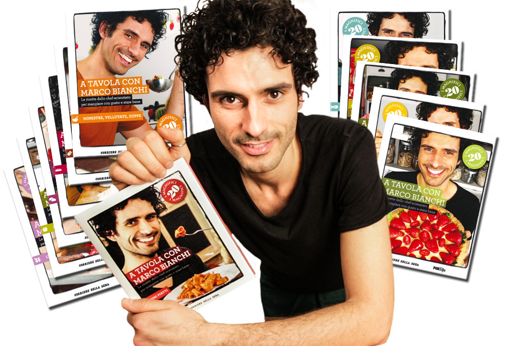 A tavola con Marco Bianchi
