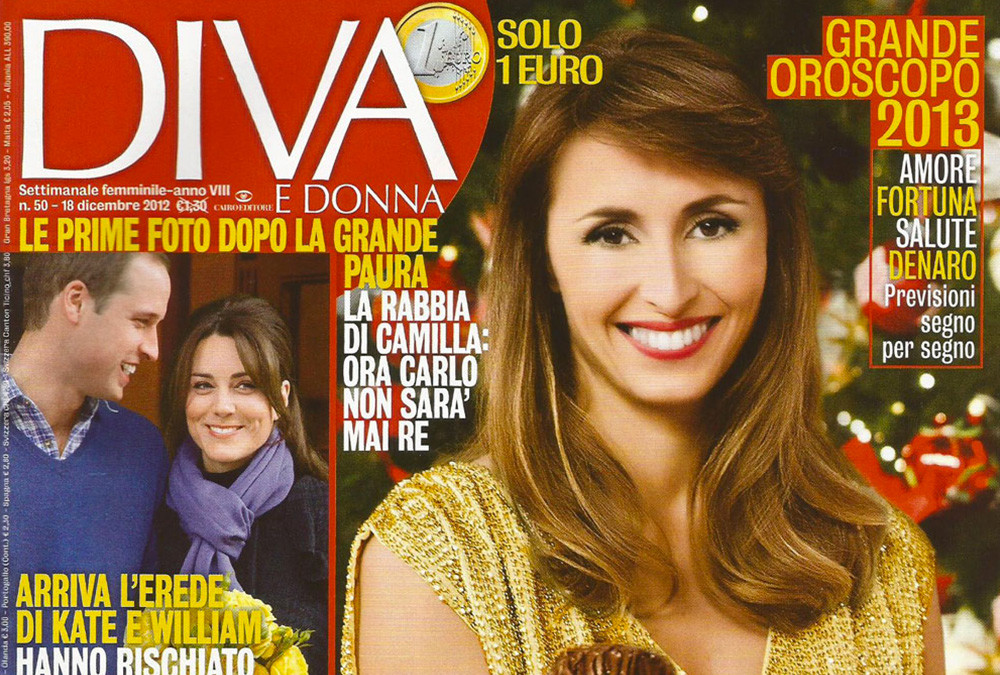 Rassegna stampa archivi lorenzo boni chef for Diva e donne