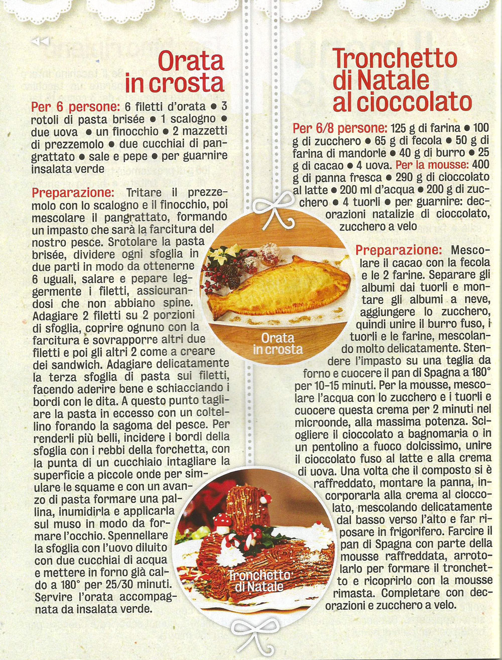 Tronchetto Di Natale Parodi.Diva E Donna Parodi 5 Lorenzo Boni Chef