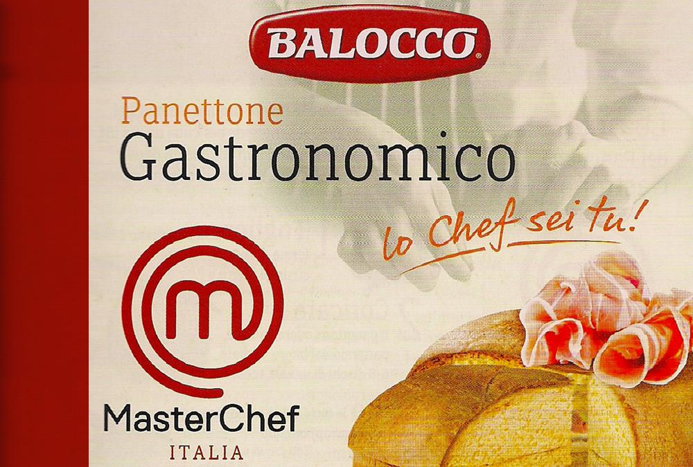 Balocco Panettone Gastronomico