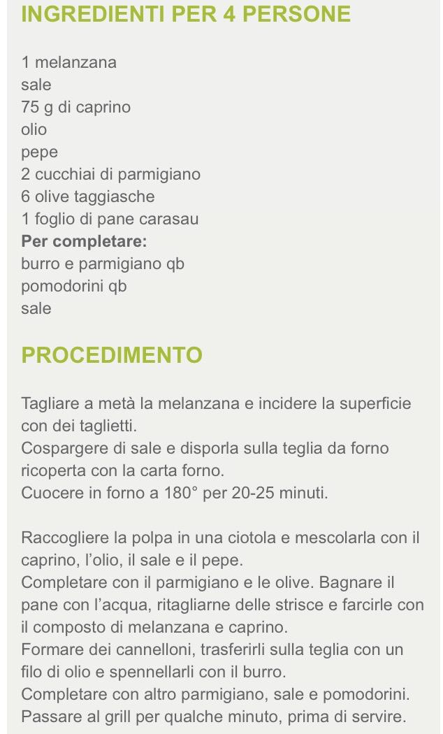 Cannelloni di pane carasau con verdure e primo sale 7