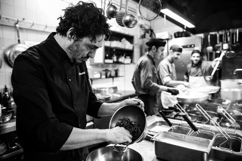 Lorenzo Boni cena a 4 mani2